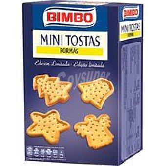 BIMBO Minitosta formas 100 g