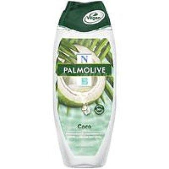 NB Palmolive Gel de ducha pure de coco N-B Bote 500 ml