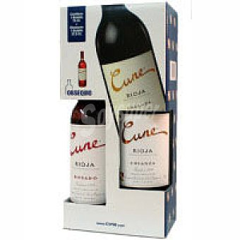 Cune Vino tinto crianza D.O Rioja 75cl