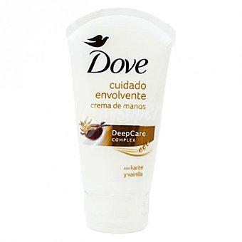 Dove Crema de manos con karité Tubo 75 ml