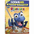 Dinosaurus cookienss cucharadas cereales 300 g Artiach