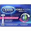 Colirio en monodosis para ojos secos caja 20 unid Optrex
