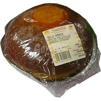 SUEVIA Bizcocho de naranja pieza 400 g