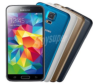 "DESPUBLICADAS POR ADMIN Smartphone Libre samsung galaxy S5 G900, procesador: Quad Core 2.5 ghz, Ram: 2GB, almacenamiento: 16GB ampliable mediante microsd, pantalla: 5.1"" Super Amoled Full HD (1920 x 1080), cámara: 16Mpx, Talla/color"