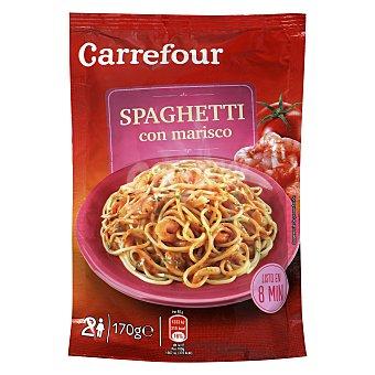Carrefour Spaghetti con marisco 170 g