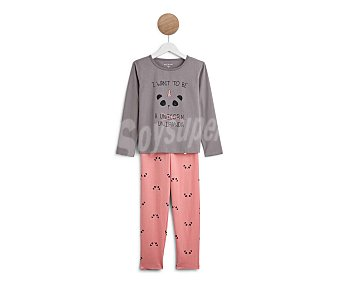 In Extenso Pijama largo para niña talla 4 talla 4.
