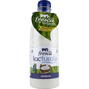 Lacturale Leche fresca entera Botella 1 l