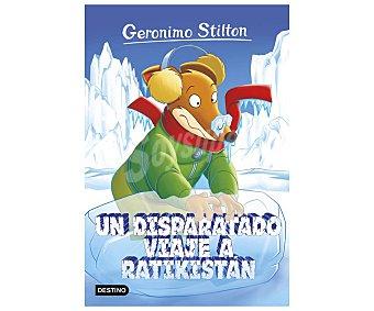 Destino Gerónimo Stilton 5: Un disparatado viaje a Ratikistan, vv.aa. Género: infantil. Editorial Destino