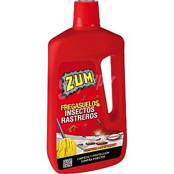 Zum Friega suelos insecticida limpieza y protección contra insectos Botella 1 l