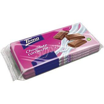 Tirma Chocolate con leche 3 tabletas Estuche 450 g