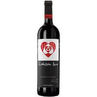 CORAZON LOCO Vino Tinto Botella 75 cl