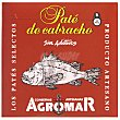 Paté de cabracho Lata 100 g Agromar