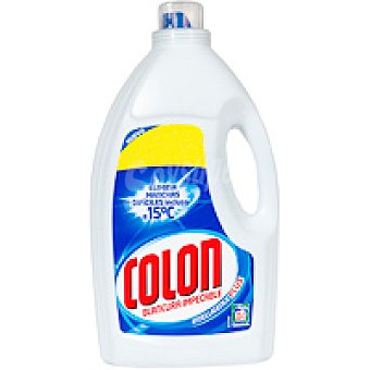 Colón Detergente gel Botella 33+3 dosis