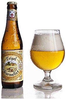 Brouwerij Bosteels Cerveza artesana Belgian Ale Triple Karmeliet 33 cl