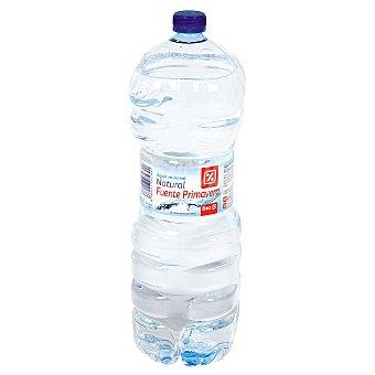 DIA Agua mineral natural Botella 2 lt