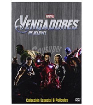 VENGADORES Pack colec (6DVD)