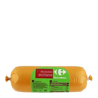 Carrefour Mortadela siciliana 400 g