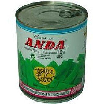 El Niño Judía verde Tarro 1 kg
