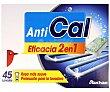 Limpiador antical en pastillas para lavadora 45 uds Auchan