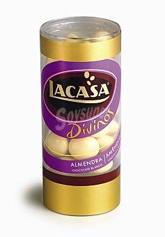 Divinos Lacasa Almendras cubiertas de chocolate blanco 175 g