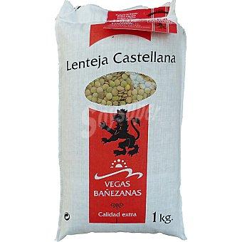 Vegas Bañezanas Lenteja castellana Saco 1 kg