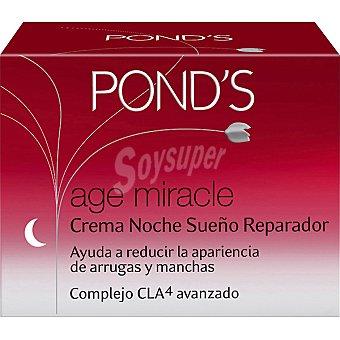 POND'S Age Miracle Crema antiarrugas noche sueño reparador Tarro 50 ml