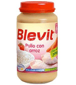 BLEVIT Tarrito de pollo con arroz 250 g
