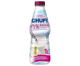 Chufi Horchata sin azúcares añadidos, elaborada con chufa 100% de Valencia 1 l