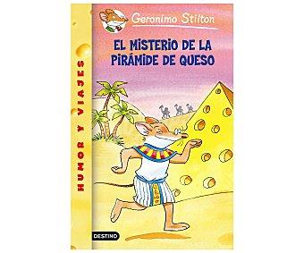 SM Stilton 17: Misterio de la pirámide de queso 1 unidad