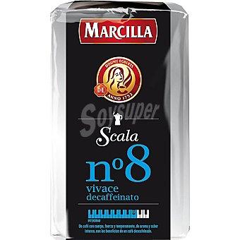 Marcilla Café Molido Descafeinado Nº 8 Scala