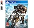 Videojuego Tom Clancy's Ghost Recon Brakpoint para Playstation 4. Género: acción, shooter, bélico. pegi: +18  Ubisoft
