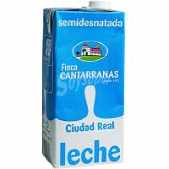 Finca Cantarranas Leche Semidesnatada Brik 1 litro
