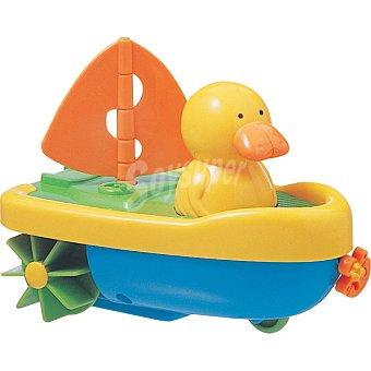 TIGEX Captain Duck para la bañera blister  1 unidad