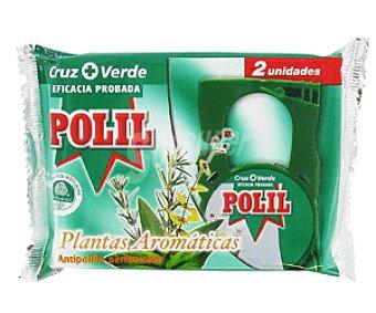 Polil Raid Antipolillas Gancho Plantas Aromáticas 3 Unidades