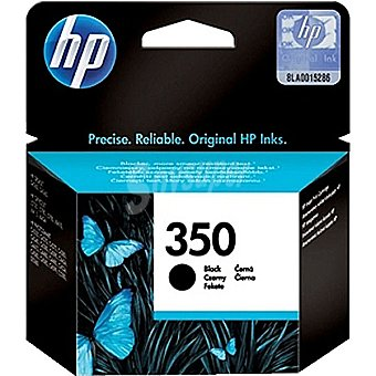 HP Nº 350 cartucho color negro