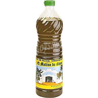 EL MOLINO DE GINES Aceite de oliva virgen extra Botella 1 l
