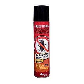 Bosque Verde Insecticida spray cucaracha aisla hogar (insectos rastreros) Bote de 400 ml