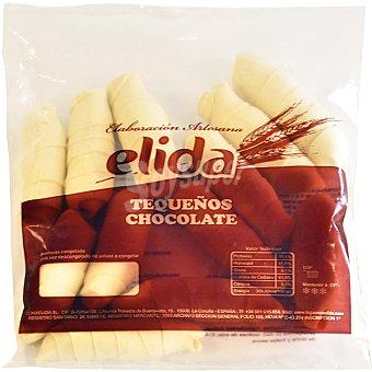 ELIDA Minitequeños deditos de chocolate estuche 220 g 8 unidades