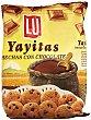 Galletas con chocolate 250 gramos Yayitas Lu