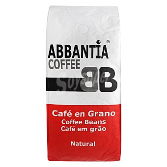 Abbantia Café grano natural 1 kg 1 kg