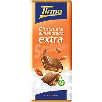 Tirma Chocolate con leche y almendras extra Tableta 125 g