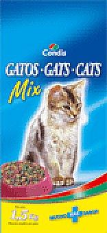 Condis Comida gato mix 1.5 KGS