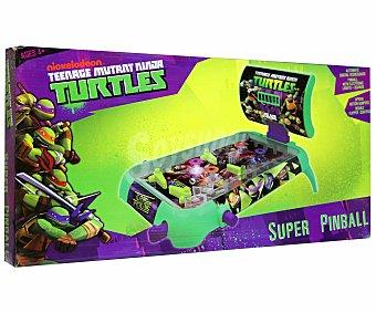 NICKELODEON Pinball de las Tortugas Ninja 1 Unidad