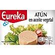 atún en aceite vegetal lata 240 g neto escurrido Eureka