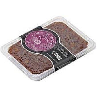 Emily Foods Carne de membrillo con nueces Bandeja 240 g