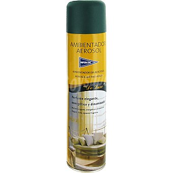 Hipercor Ambientador de Luxe perfume elegante energético y dinamizador Spray 300 ml