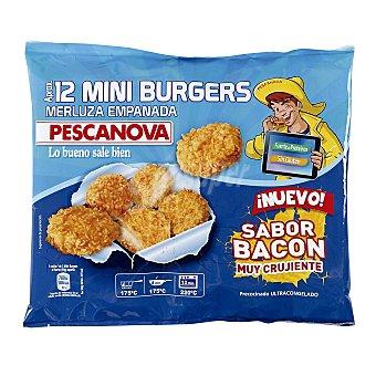 Pescanova Mini burgers de merluza 360 g