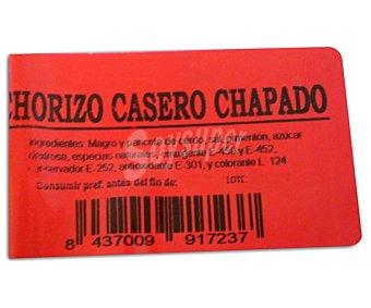 Peña Cruz Chorizo Chapado extra 300 Gramos