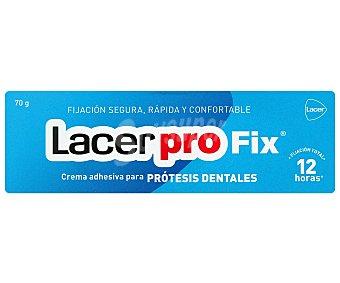Segura Crema adhesiva para prótesis dentaria lacer Pro( fijación , rápida y confortable ) 70 gr
