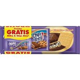 Chips Ahoy Lu Milka¿2¿Chocoswing¿+